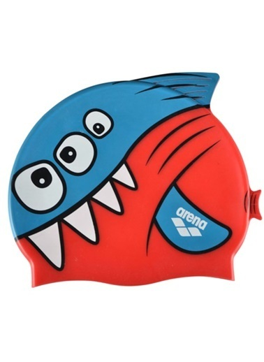Arena Awt Fish Cap Çocuk Çok Renkli Yüzücü Bone 91915400 Renkli